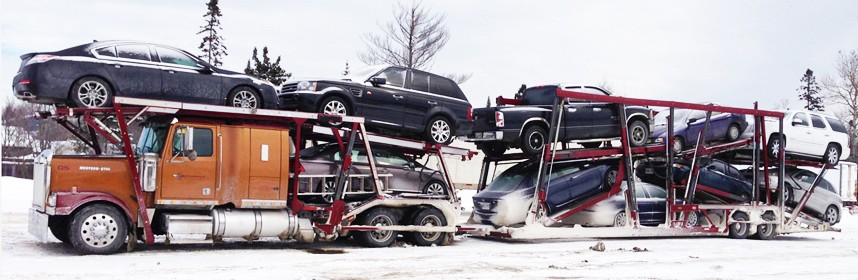 Auto Transport Canada Car Transporter