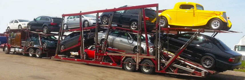 Auto Transport Canada: Handling unexpected problems when shipping problems.